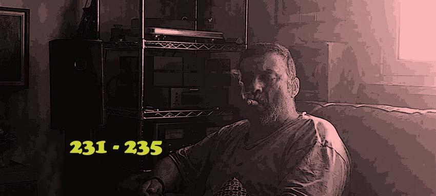 Reflexiones, 231 a 235