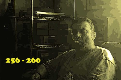 Reflexiones, 256 - 260
