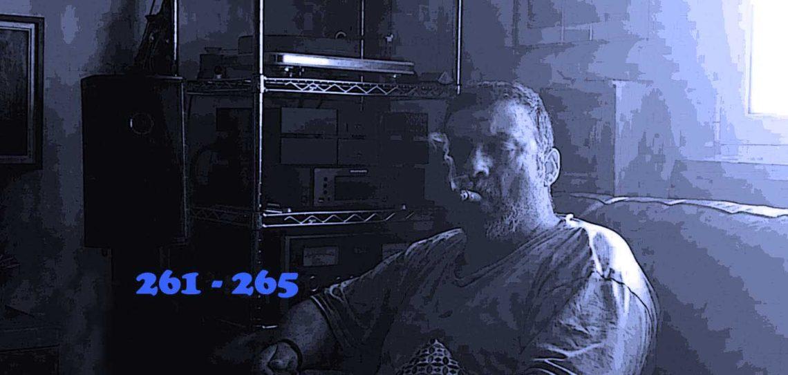 Reflexiones, 261 - 265